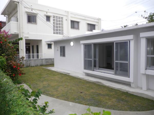 宜野湾市の外人住宅