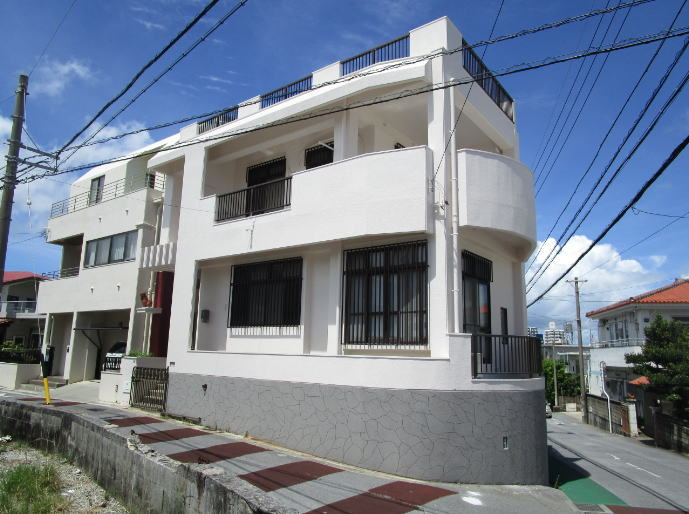 浦添市宮城の中古住宅