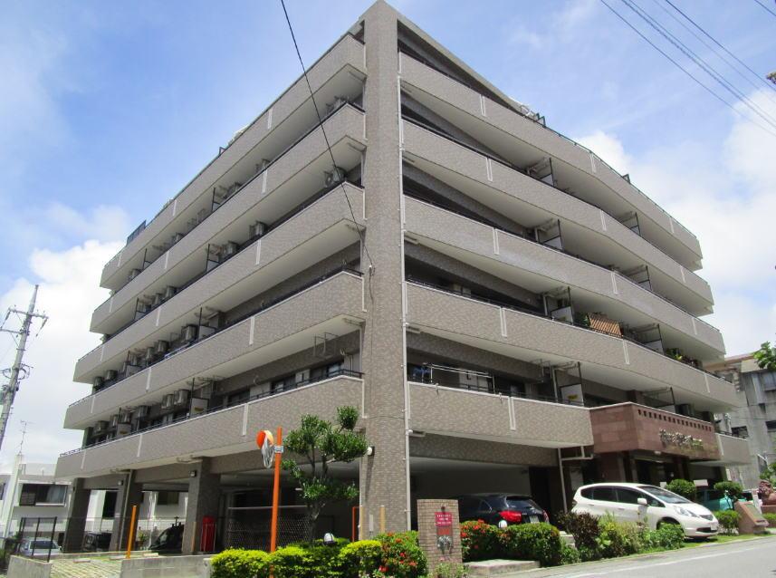 ライオンズヒルズ小禄(6階・2LDK)