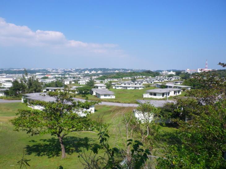 キャンプ瑞慶覧(西普天間住宅地区)の跡地利用計画