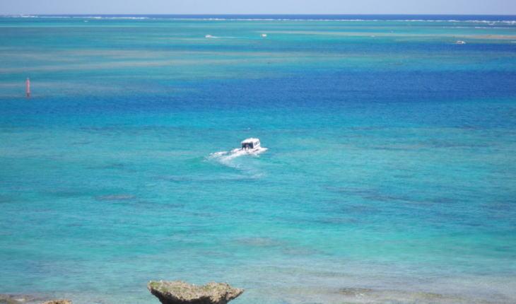 沖縄の海に近い不動産