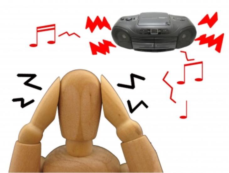 マンションの防音性と音の問題