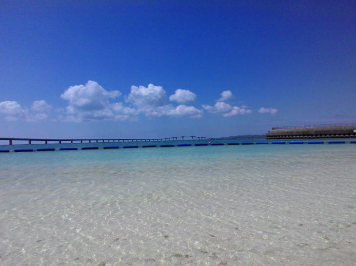 宮古島の伊良部大橋