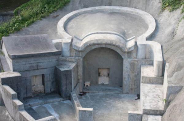 沖縄の亀甲墓