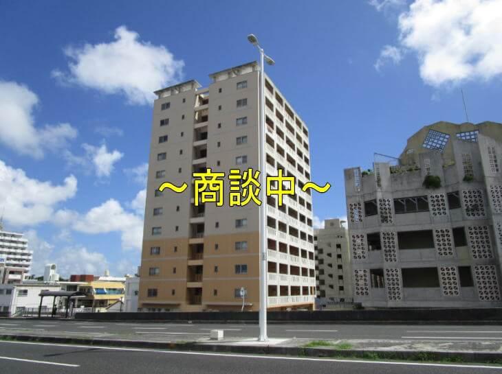 新都心の1Kマンション~シェルシード新都心(9階・角部屋)