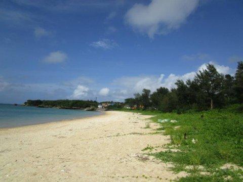 建築不可だけど沖縄のオーシャンフロントな売土地(359坪)