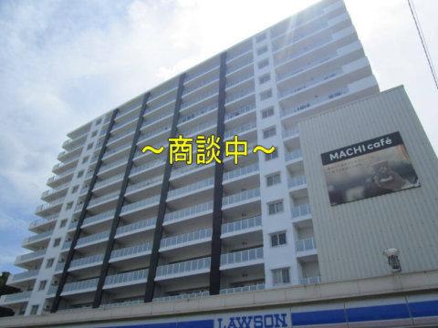 海が見える中古マンション(3LDK・未入居)~浦添市(国道58号線沿)